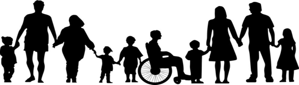 Inklusion Rollstuhlfahrer